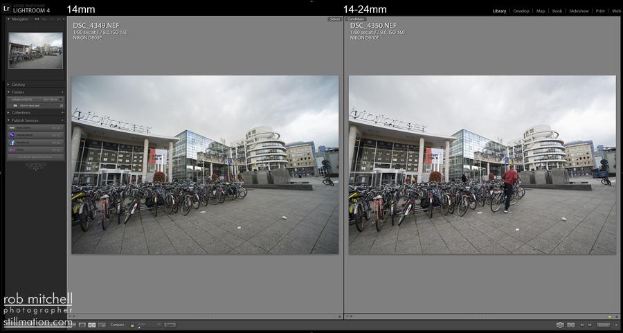 Battle of the bulge  Nikon 14mm vs 14-24mm » stillmation