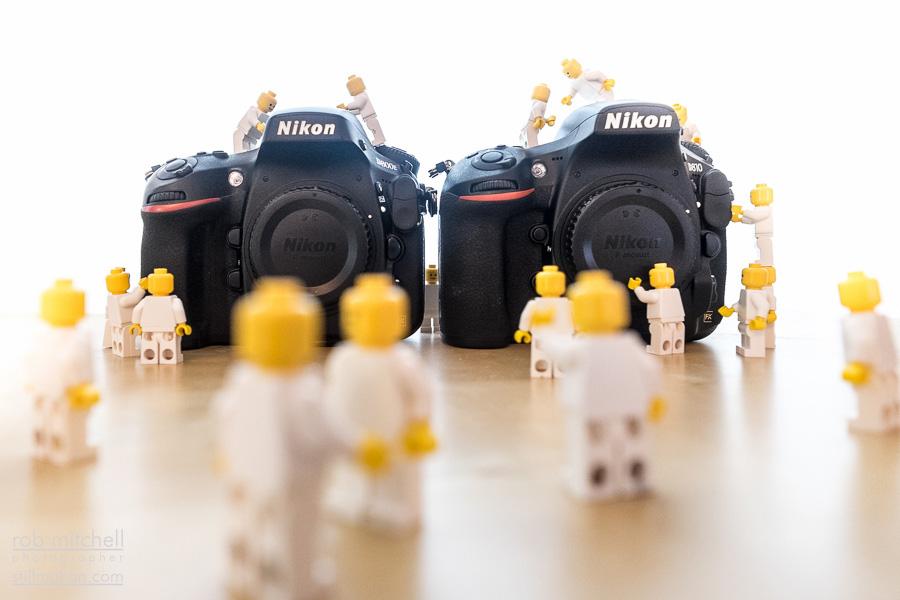 D800E vs D810 Nikon