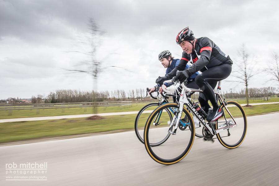 Eddie Merckx - Leon van Bon _ Rob Mitchell